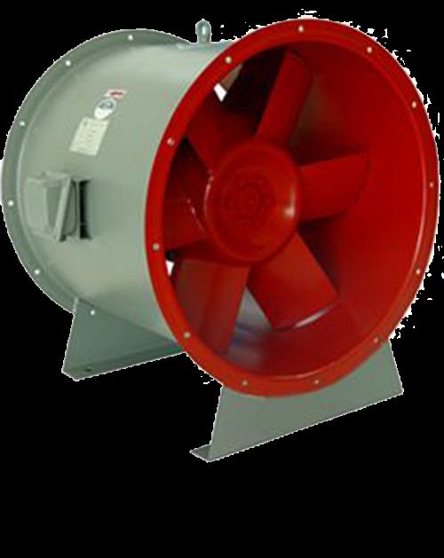 高温消防排烟风机