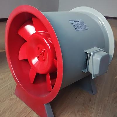 购买消防高温排烟风机时要注意设备的外表情况。