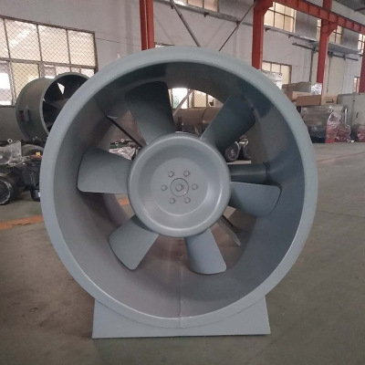 河南消防排烟风机维护使用注意事项。