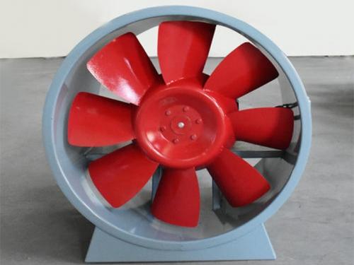 山东离心式消防排烟风机在使用中出现的问题。